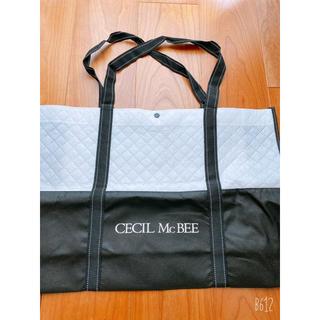 セシルマクビー(CECIL McBEE)のセシルマクビー ショップバック(ショップ袋)