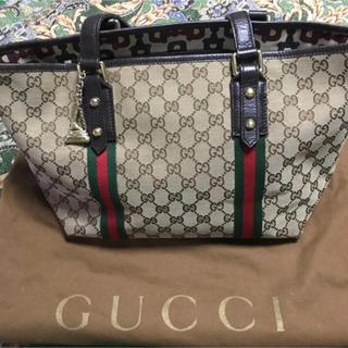Gucci - GUCCI グッチトートバック