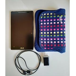 エイスース(ASUS)のASUS ZenPad 8.0 Z380KL-BK08(タブレット)