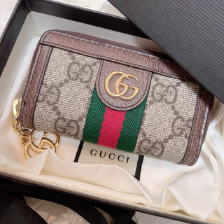Gucci - GUCCI オフィディア GG キーケース