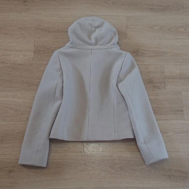 M-premier(エムプルミエ)のエムプルミエ ショートコート エムズセレクト  レディースのジャケット/アウター(ピーコート)の商品写真