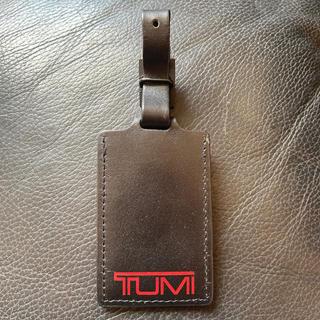 トゥミ(TUMI)のTUMI ネームプレート(キーホルダー)