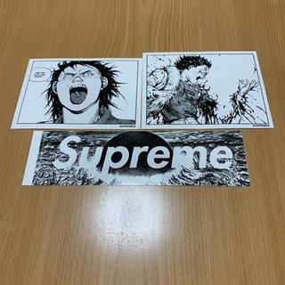 Supreme - supreme AKIRA アキラ ステッカー セット