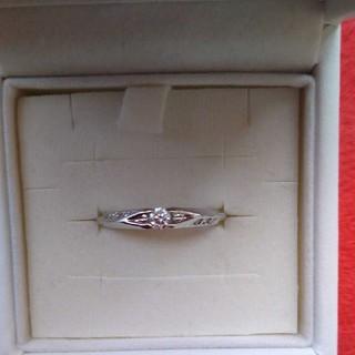 指輪 12号 キラキラ シルバーカラー(リング(指輪))