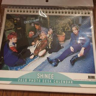 SHINee - SHINEE 2016 カレンダー