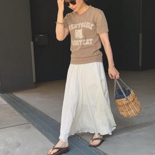 Plage - MIXTA Tシャツ (TABBY CAT 19) Spick and span