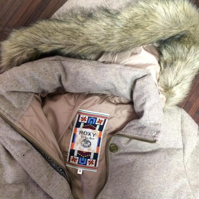 Roxy(ロキシー)のroxyダウンコート☆定価23000円 レディースのジャケット/アウター(ダウンコート)の商品写真