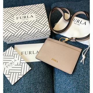 フルラ(Furla)のFURLA IDカードケース パスケース 新品未使用(パスケース/IDカードホルダー)
