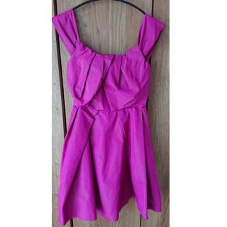 ヴィヴィアンウエストウッド(Vivienne Westwood)のvivienne westwood アングロマニア ドレス(ミディアムドレス)