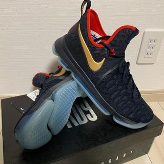 NIKE - Nike Zoom KD 9 LMTD レッド・ゴールド・オリンピックUSA仕様