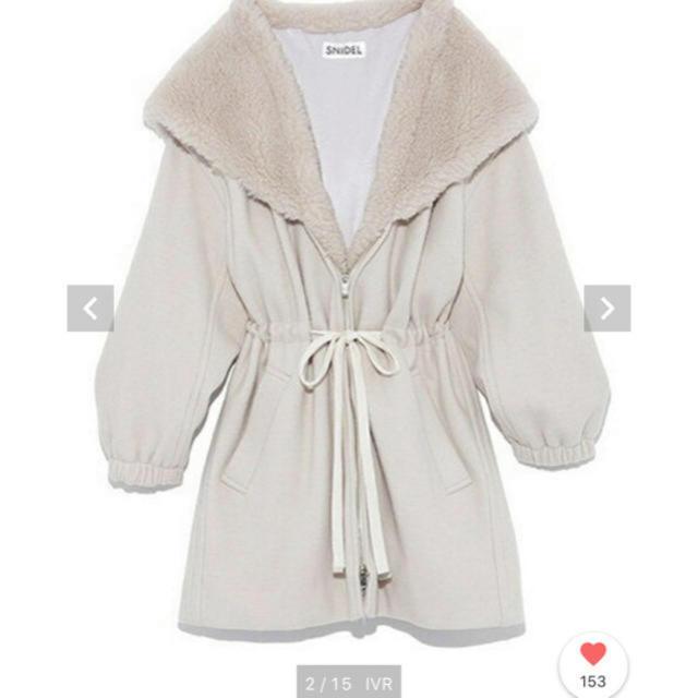 snidel(スナイデル)のsnidel レディモッズコート レディースのジャケット/アウター(モッズコート)の商品写真