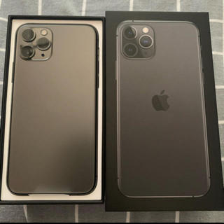 iPhone - 新品iPhone11pro 256gb  gray simフリー