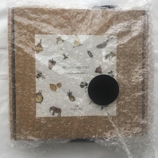 Caramel baby&child (キャラメルベビー&チャイルド)のコンゲススロイド ウッドブロック 積み木 キッズ/ベビー/マタニティのおもちゃ(積み木/ブロック)の商品写真