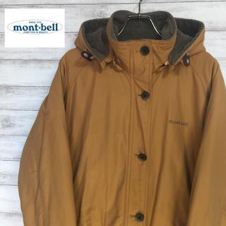 mont bell - モンベル レディース ジャケット 起毛 フードパーカー 送料無料