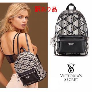 Victoria's Secret - 訳あり品❤️ 大人気デザイン ❤︎ VS バックパック ❤︎ 新品✨