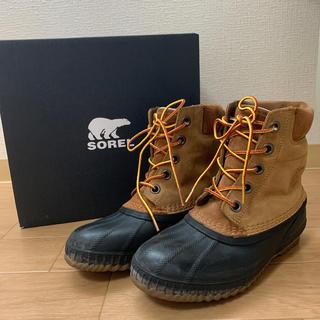 ソレル(SOREL)のSOREL シャイアンII  23cm 箱・タグあり(ブーツ)