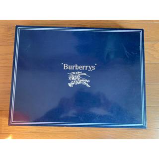 BURBERRY - Burberry膝掛け
