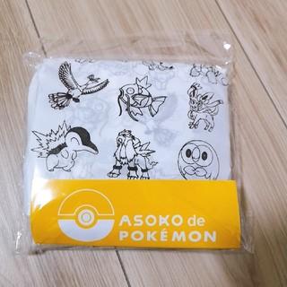 ポケモン - ポケモン ASOKOコラボ 折りたたみエコバッグ