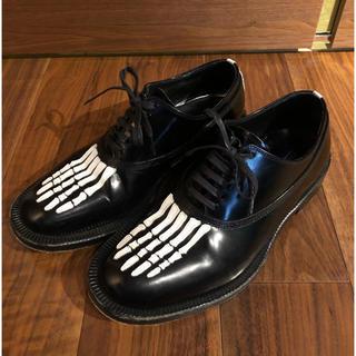 UNDERCOVER - undercover 名作 13aw bones shoes ボーン シューズ