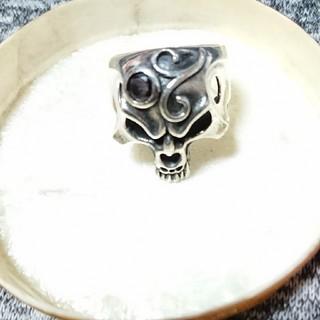 ドクロ 指輪 シルバー925(リング(指輪))