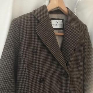 EDIT.FOR LULU - vintage check jacket