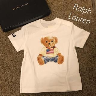Ralph Lauren - ポロベア Tシャツ 18M