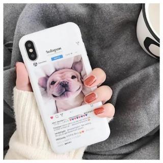 《日曜日限定》★新品★instagramプリント★iPhone 7/8ケース(iPhoneケース)