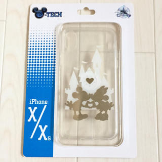 Disney - 新品 Disney iPhoneX/XSケース
