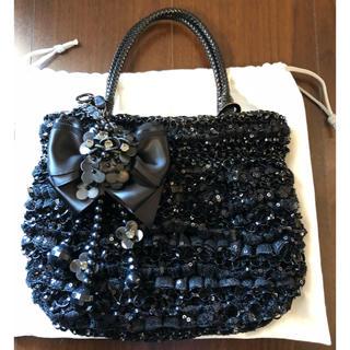 アンテプリマ(ANTEPRIMA)の美品 アンテプリマ ワイヤーバッグ ルチェンテ&ガーラ チャームセット(ハンドバッグ)
