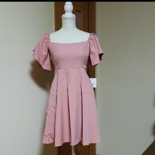 dazzy store - デイジーストア 新品タグつき ワンピース ピンク ドレス キャバ