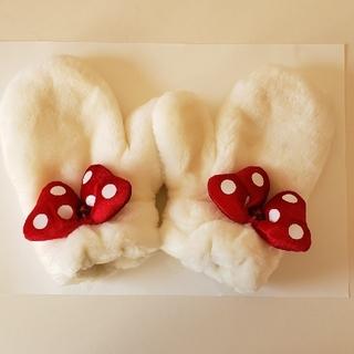 Disney - ミニーちゃんの手袋