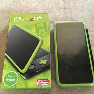 ニンテンドー2DS - Nintendo ゲーム機本体 NEW ニンテンドー 2DS LL ブラック/ラ