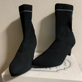 コウベレタス(神戸レタス)の新品ソックスブーツ(ブーツ)