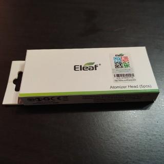 イーリーフ(Eleaf)のEleaf 交換用コイル5個(0.5Ω)(タバコグッズ)