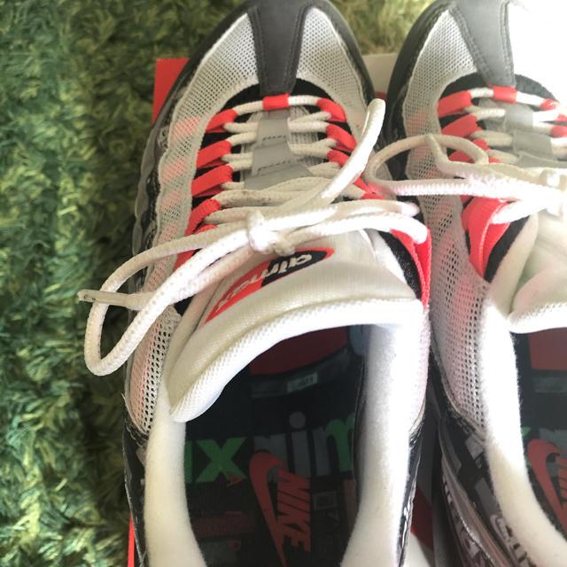 NIKE(ナイキ)のATMOS × NIKE AIR MAX 95  メンズの靴/シューズ(スニーカー)の商品写真