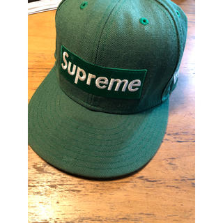 Supreme - Supreme x NEW ERA ベースボールキャップ 7 1/2