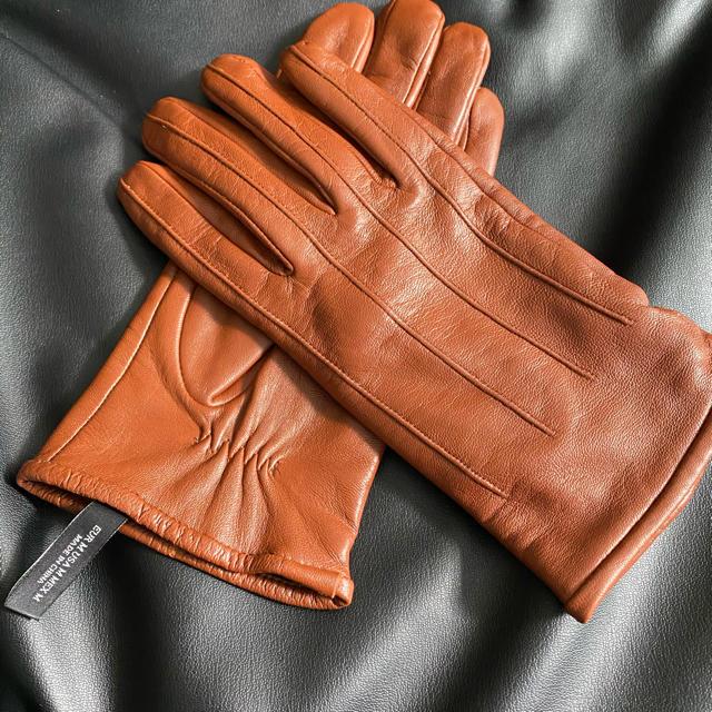 ZARA(ザラ)のZARA レザーグローブ 美品 メンズのファッション小物(手袋)の商品写真