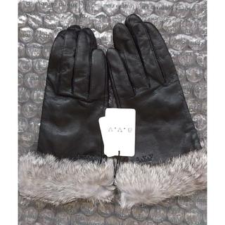 a.v.v - a.v. v  《新品未使用》  羊皮手袋