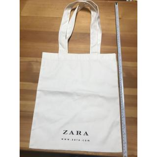 ZARA - ZARA エコバック トートバック