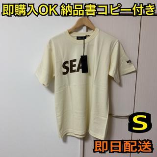Supreme - 即購入OK 希少S wind and sea Tシャツ