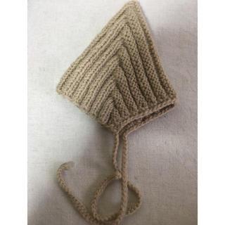 ハンドメイド  トンガリ帽