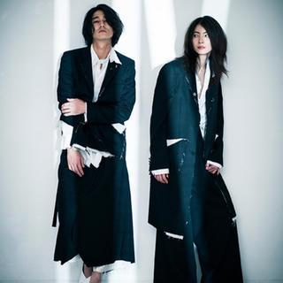 Yohji Yamamoto - sulvam 17ss ジャケット 野田洋次郎