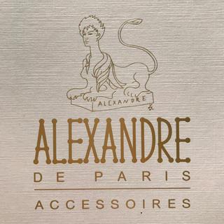アレクサンドルドゥパリ(Alexandre de Paris)の【未使用】ALEXANDRE DE PARIS カチューシャ(カチューシャ)