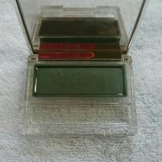 クリニーク(CLINIQUE)のクリニーク カラーサージアイシャドウスーパーシマーピーコック325番(アイシャドウ)