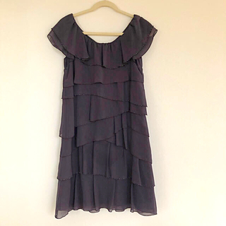 エフデ(ef-de)のef-de  ドレス  サイズ9(その他ドレス)