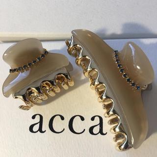 acca - acca 限定ニューコラーナ クリップ セット