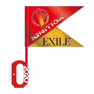 エグザイル(EXILE)のEXILE PREFECT LIVE 2011→2020 ペンライト フラッグ(国内アーティスト)