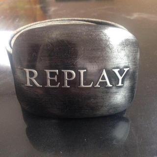 リプレイ(Replay)のリプレイ レザーベルト(ベルト)