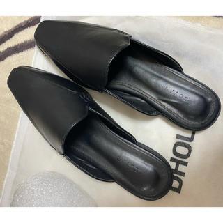 ディーホリック(dholic)のバブーシュ DHOLIC ローファー(ローファー/革靴)