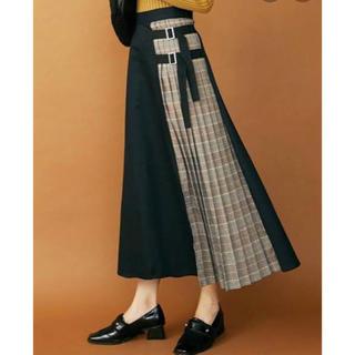 MURUA - 新品 未使用 タグ付き  サイドベルトフレアマキシスカート